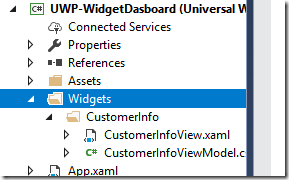Building Widget Dashboard using UWP and Caliburn Micro - Mikael Koskinen